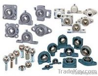 UCP209 Pillow Block Bearings With Cast Iron Pillow Blocks For Electric