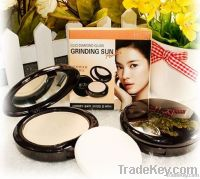 Korean Face Powder, Mineral Face Compact Powder, Pressed Powder