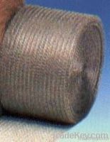 copper knitted wire mesh|knitted filter wire mesh made in china