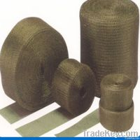 copper knitted wire mesh knitted filter wire mesh made in china