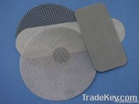 multilayer extrude screen pack|stainless steel filter screen