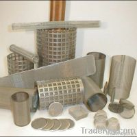 wire mesh cylinders wire screen cylinders made in china