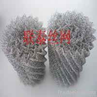 knitted mesh filter, stainless steel gauze mesh