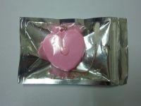 Plastic zip lock bag poly bag aluminum foil package bag