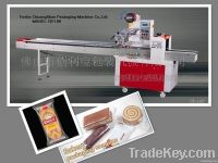 Bread and Cake Assembly Packaging Machine