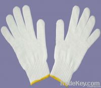 labor protectve glove, cotton glove