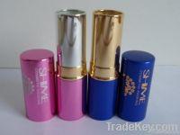 Cute aluminum lipstick bottle