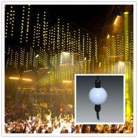 DMX 3d pixel ball light
