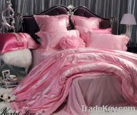 Pink Luxury in Love Bedding Sets