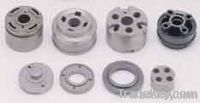 Sintered parts - sintered metal bearings, sintered bushes