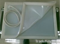 silicone vacuum bag for glass