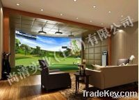 simulator golf