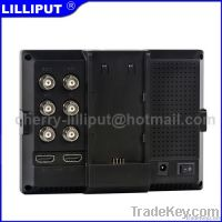 5 inch Camera monitor with HDMI, YPbPr, Composite AV input