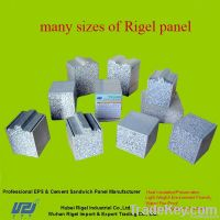 Light Weight New Building Material EPS Cement Sandwich Wall Panel