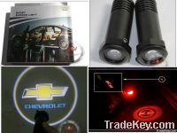 led laser car logo light