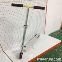 100% aluminumTwo wheel scooter with CE