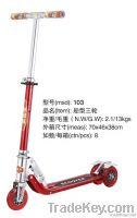 two or three kick scooter with CE