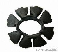 Buffer rubber