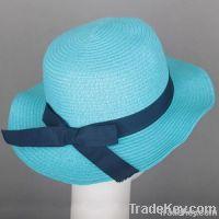 Paper Braid Kid Hat