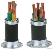 China copper core pvc insulated pvc sheathed nyy power cable