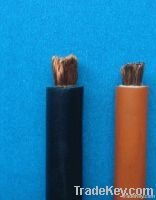 China best price copper core rubber insulation rubber sheathed cable