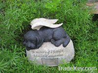 Garden pet's urn