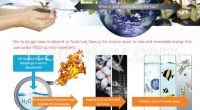 New Energy (Water 70% + Alcohol 30% = 10, 000 kcal) with Hydrogen Burner