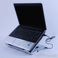 manufacturers supply USB laptop cooling pad with double fan