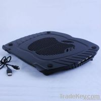 apple shaped USB laptop cooling pad with factory price