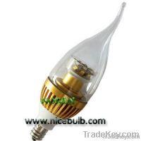 3W 5630SMD  E12 B15 E17 E14 Led  candle light