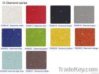 Diamond series artificial quartz stone