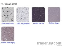 Platinum series artificial quartz stone slab
