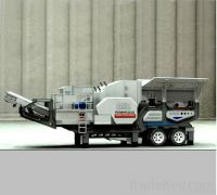 2012 New Mobile Primary Impact Crusher