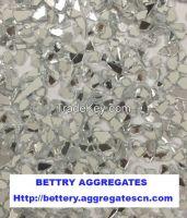 white mirror aggregate