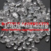 crystal clear glass aggregates