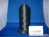High Tenacity Conductive Yarn for anti-static PP bag, FIBCs