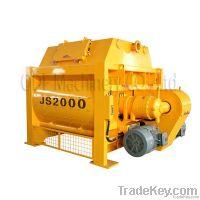 concrete mixer JS2000