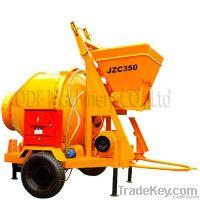 JZC350;JZC500;concrete mixer