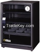 Eureka Dry Box Dry Cabinet for camera, lenses, video production protective storage from moisture damage