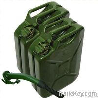 Fuel Petrol /Disel Metal Jerry Can