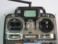 Radiolink 2.4GHz 6CH  RC for airplane T6EAP & R7EH
