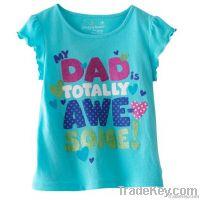 Children Garment, baby boy t-shirt, baby girl t-shirt