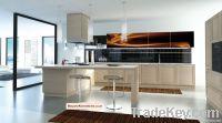 London oak kitchen