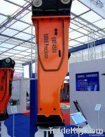 4500 top type hydraulic breaker