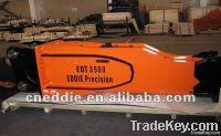 EDT hydraulic breaker