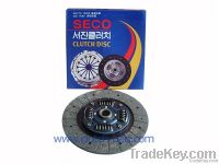 Clutch Disc, Cover, Release Bearing