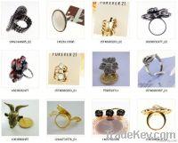 Fashion Vintage Alloy Rings