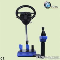 Guangzhou Most Popular Dual-use Vehicle Driving Simulator