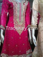 Partywear Outfits - Shalwar Kameez - Anarkali