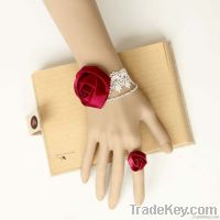 Charming Rose Ring with